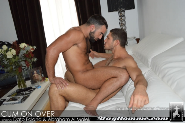 stag homme  Dato Foland and Abraham Al Malek