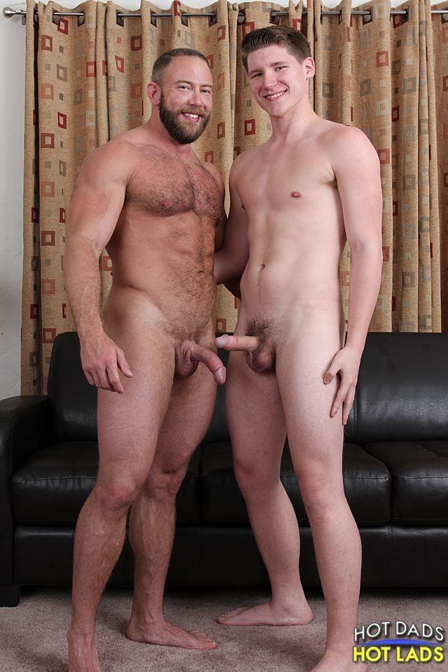 hot dads hot lads  Shay Michaels and Dakota Wolfe
