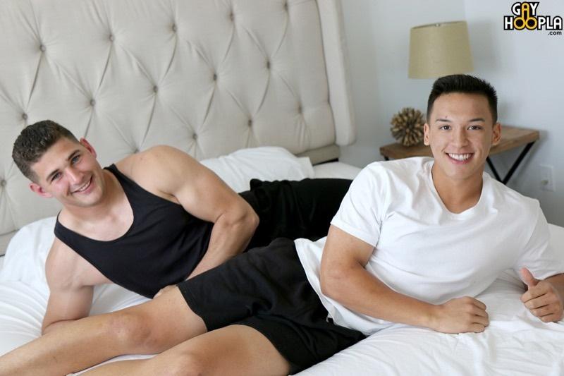 Gay Hoopla Gabriel Jordan fucks Max Summerfield