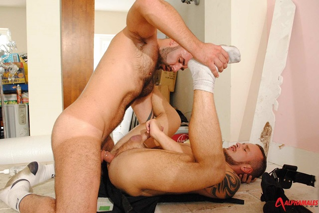 alphamales  Bruno Knight and Ben Brown