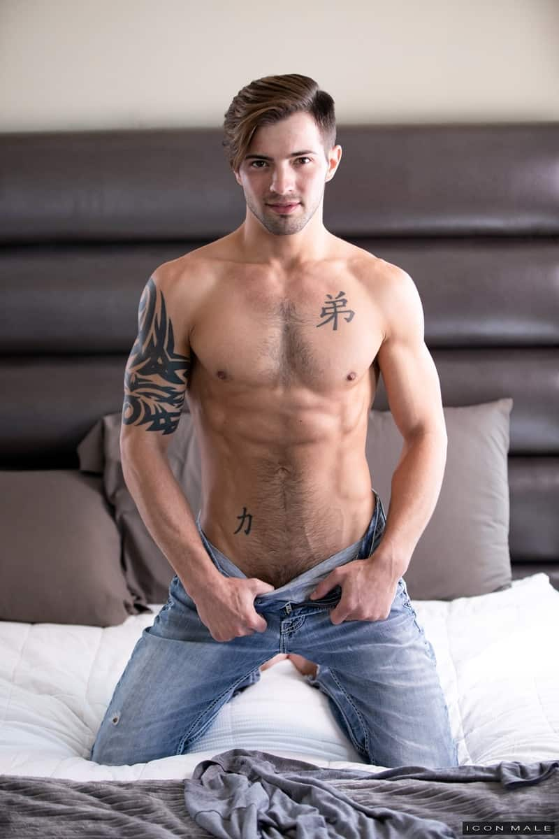 Men for Men Blog IconMale-older-guy-Max-Sargent-younger-Casey-Everett-sexy-bubble-butt-asshole-ass-rimming-cocksucker-018-gay-porn-pictures-gallery Young sexy stud Casey Everett's tight bubble butt fucked hard by older gent Max Sargent big daddy cock Icon Male