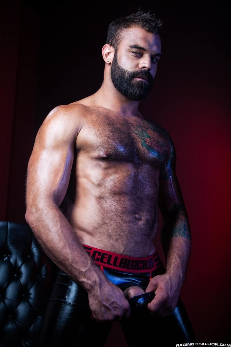 Men for Men Blog Ripped-stud-Drake-Masters-Tegan-Zayne-big-dick-dude-smooth-muscled-ass-RagingStallion-005-gay-porn-pictures-gallery Ripped stud Drake Masters pounds away on Tegan Zayne's scruffy ass Raging Stallion