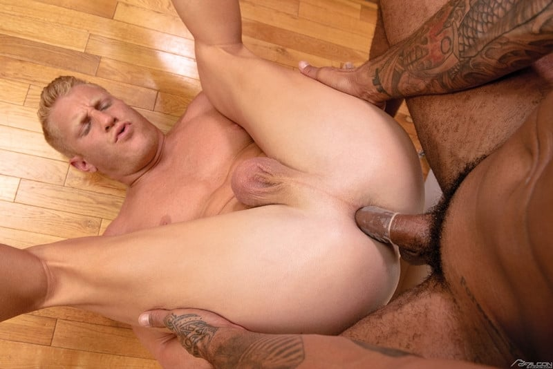 Men for Men Blog Johnny-V-Remy-Cruze-Big-muscle-top-hardcore-big-dick-ass-fucking-orgasms-FalconStudios-015-gay-porn-pictures-gallery Remy Cruze fucks Johnny V's hot muscled asshole until his big dick explodes cum all over his washboard abs Falcon Studios